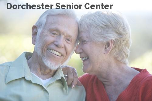 Dorchester Senior Center