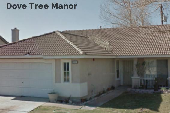 Dove Tree Manor