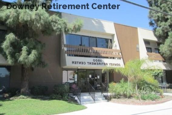 Downey Retirement Center