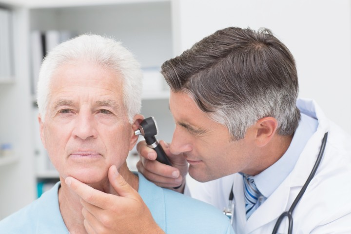 Ear Wax Poses Threat to Senior Care Residents