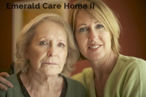 Emerald Care Home II