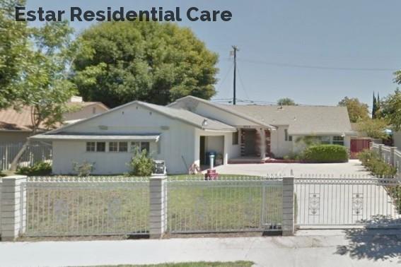 Estar Residential Care