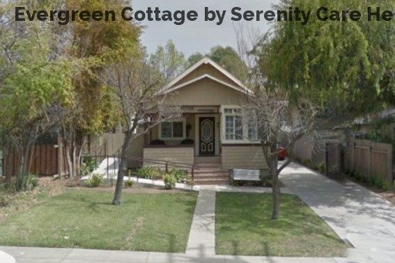 Evergreen Cottage by Serenity Care He...