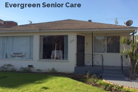 Evergreen Senior Care
