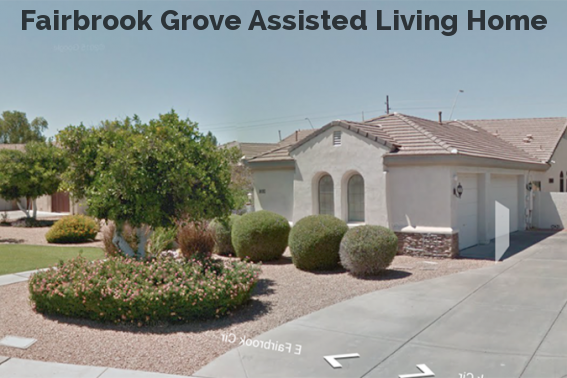 Fairbrook Grove Assisted Living Home