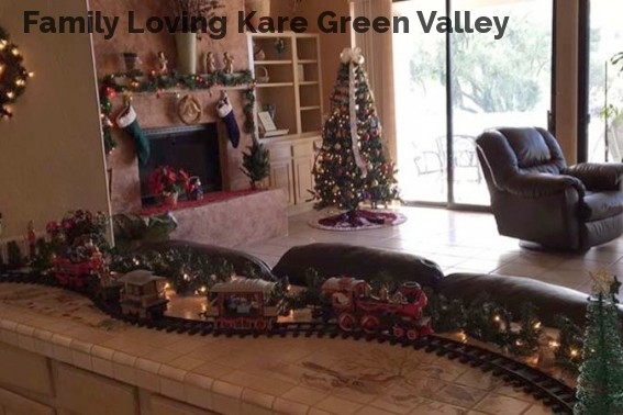 Family Loving Kare Green Valley