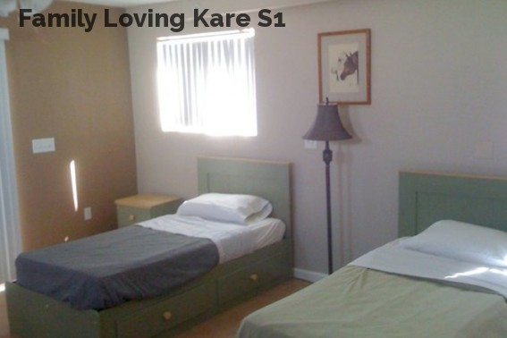 Family Loving Kare S1