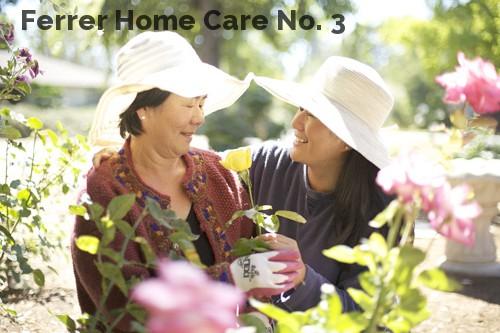 Ferrer Home Care No. 3