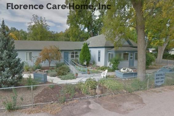 Florence Care Home, Inc