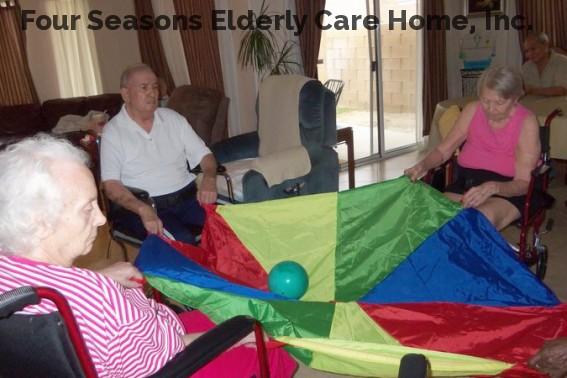 Four Seasons Elderly Care Home, Inc.