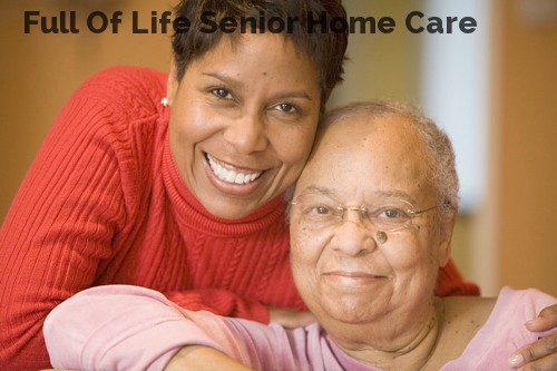 Full Of Life Senior Home Care