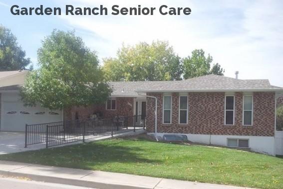 Garden Ranch Senior Care