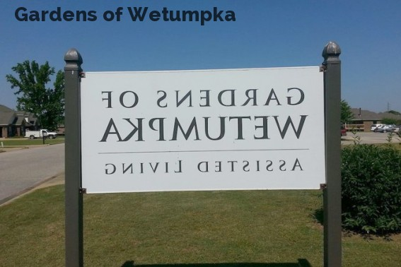 Gardens of Wetumpka