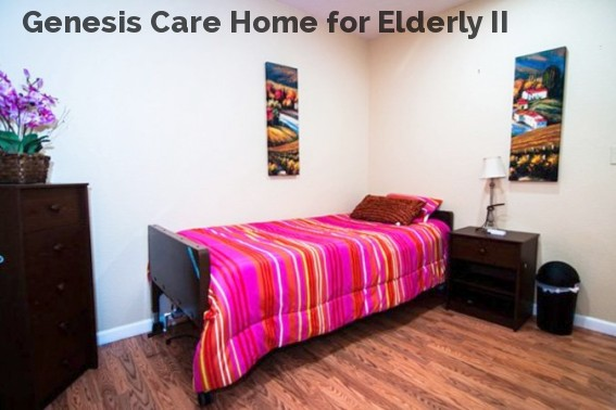 Genesis Care Home for Elderly II