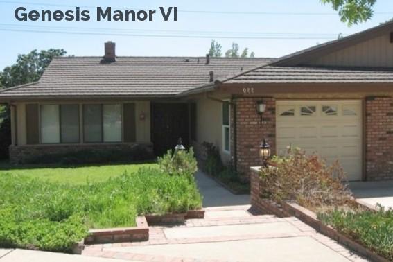 Genesis Manor VI