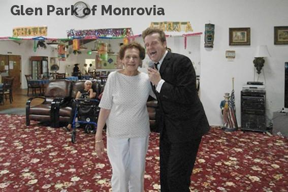 Glen Park of Monrovia