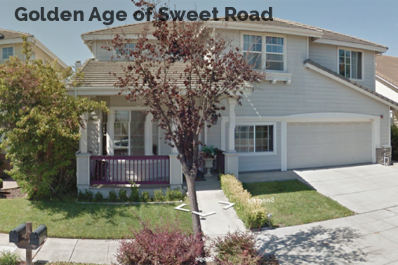 Golden Age of Sweet Road