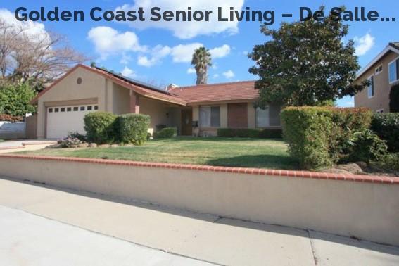 Golden Coast Senior Living – De Salle...