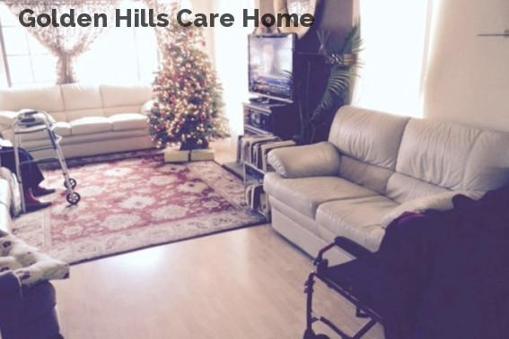 Golden Hills Care Home