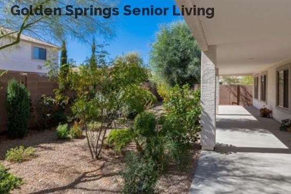 Golden Springs Senior Living
