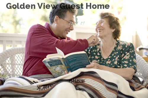 Golden View Guest Home