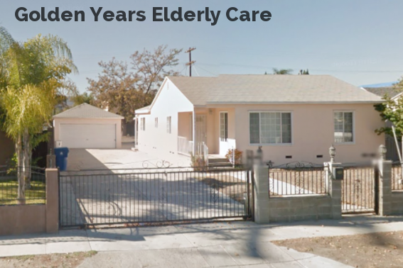 Golden Years Elderly Care