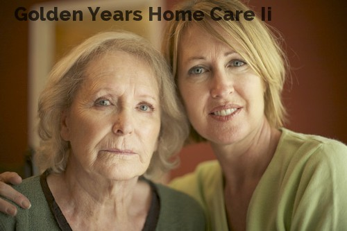 Golden Years Home Care Ii