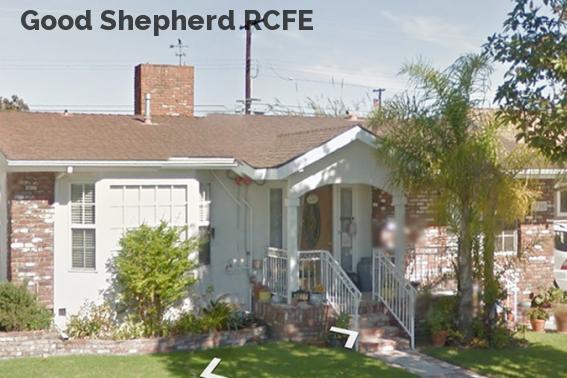 Good Shepherd RCFE
