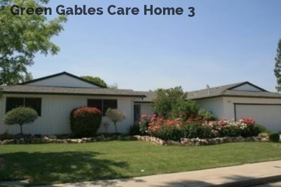 Green Gables Care Home 3