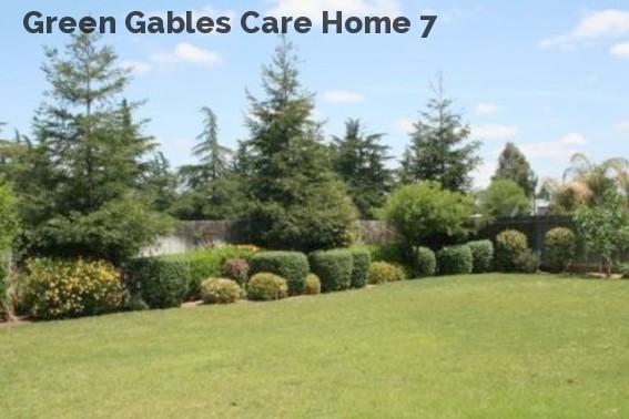 Green Gables Care Home 7