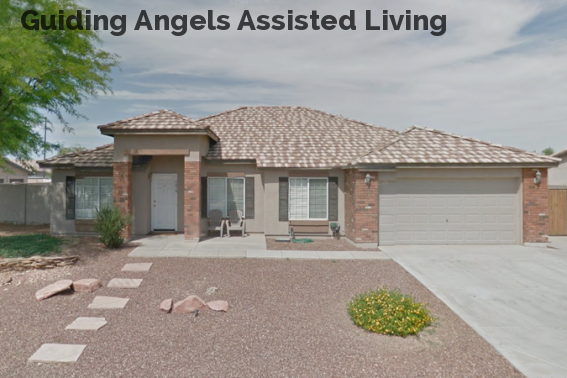 Guiding Angels Assisted Living