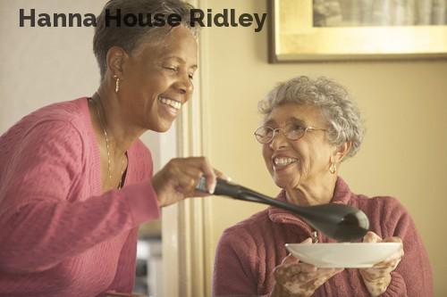 Hanna House Ridley