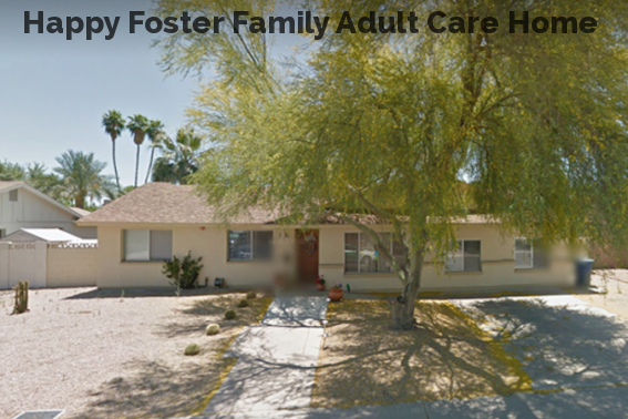 Happy Foster Family Adult Care Home