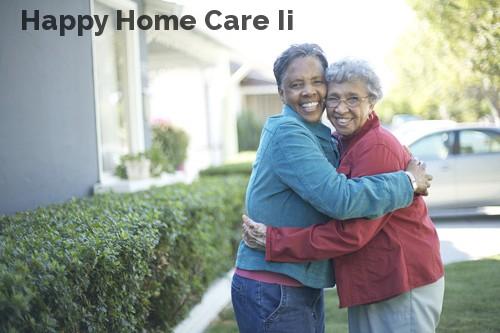 Happy Home Care Ii