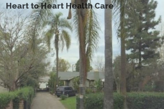 Heart to Heart Health Care