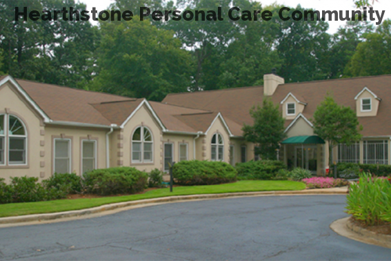 Hearthstone Personal Care Community