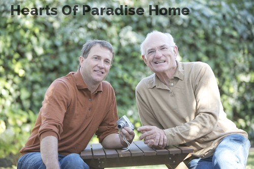 Hearts Of Paradise Home