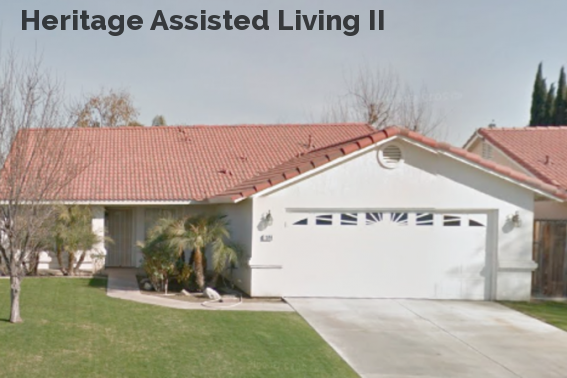 Heritage Assisted Living II