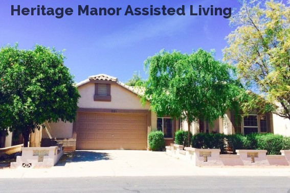 Heritage Manor Assisted Living