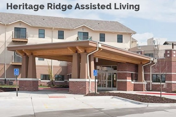 Heritage Ridge Assisted Living