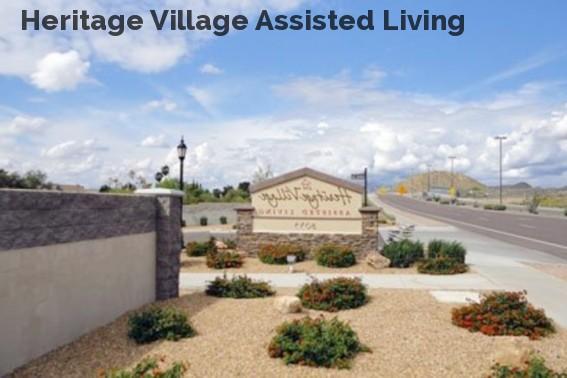 Heritage Village Assisted Living