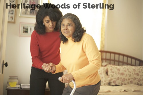 Heritage Woods of Sterling