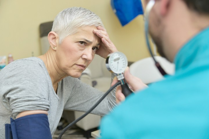 High Blood Pressure in Old Age Could Lead to Dementia
