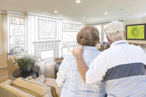 Home Remodeling is Becoming More Common for Those Wanting to Age in Place