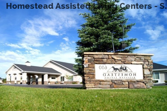 Homestead Assisted Living Centers - S...
