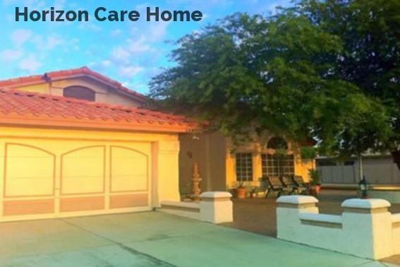 Horizon Care Home