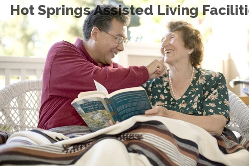 Hot Springs Assisted Living Facilitie...