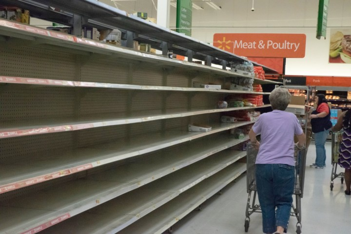 How the Elderly Are Preparing for Hurricane Florence
