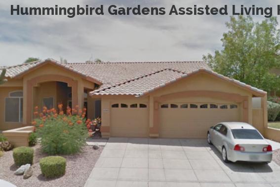 Hummingbird Gardens Assisted Living Home