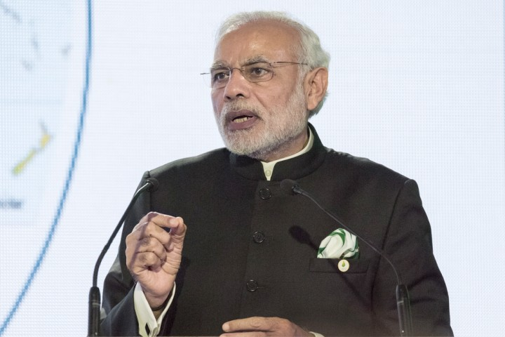 Indian Prime Minister Announces Ambitious Healthcare Plan